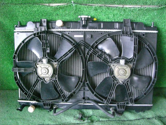 Радиатор ДВС NISSAN WINGROAD WFY11 QG15DE. Фото 8