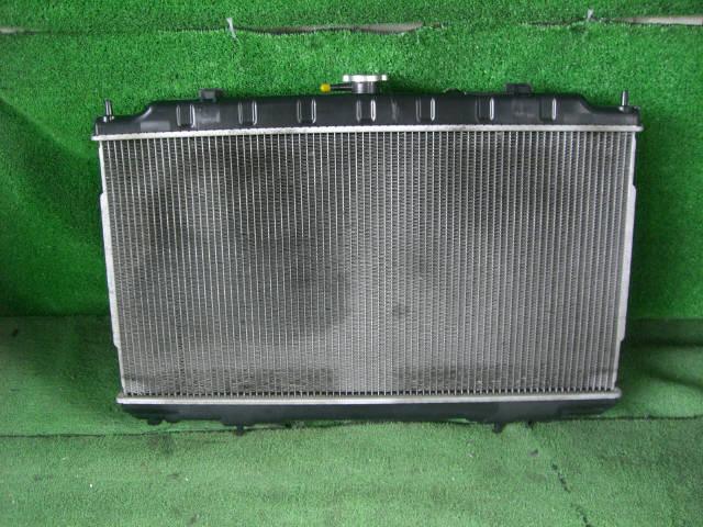 Радиатор ДВС NISSAN WINGROAD WFY11 QG15DE. Фото 11