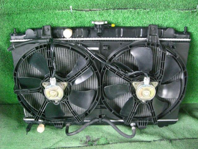 Радиатор ДВС NISSAN WINGROAD WFY11 QG15DE. Фото 10