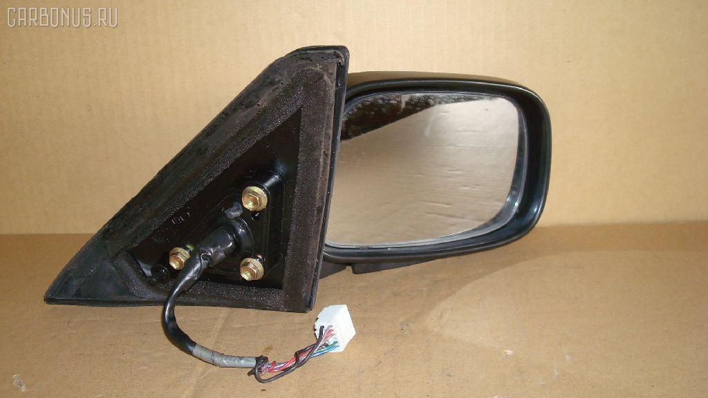 Зеркало двери боковой TOYOTA CARINA AT211. Фото 6