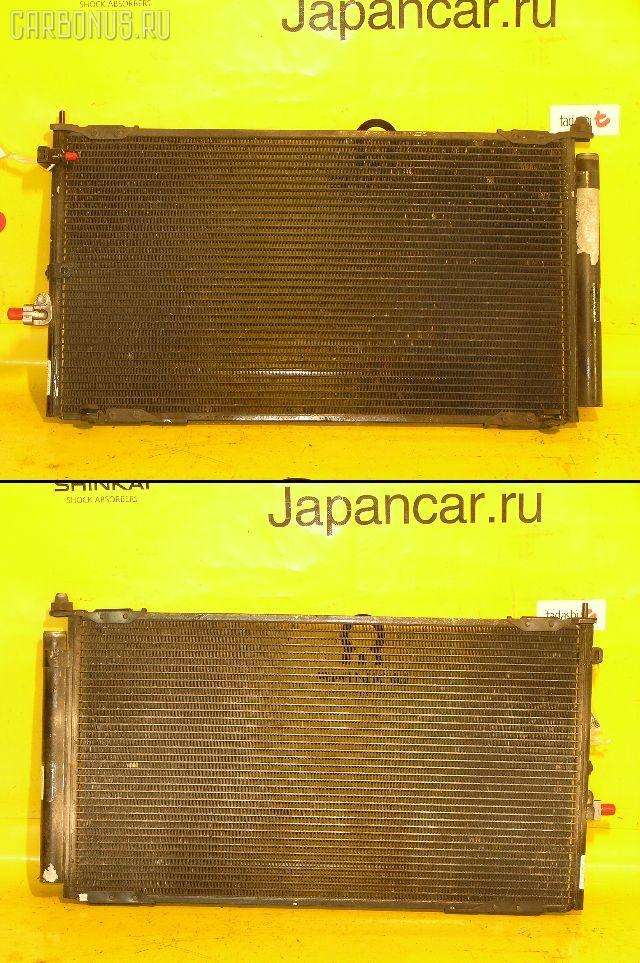 Радиатор кондиционера TOYOTA CHASER JZX100 1JZ-GTE. Фото 1