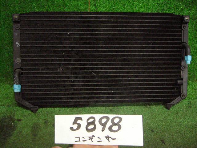 Радиатор кондиционера TOYOTA CALDINA AT191G 7A-FE. Фото 7