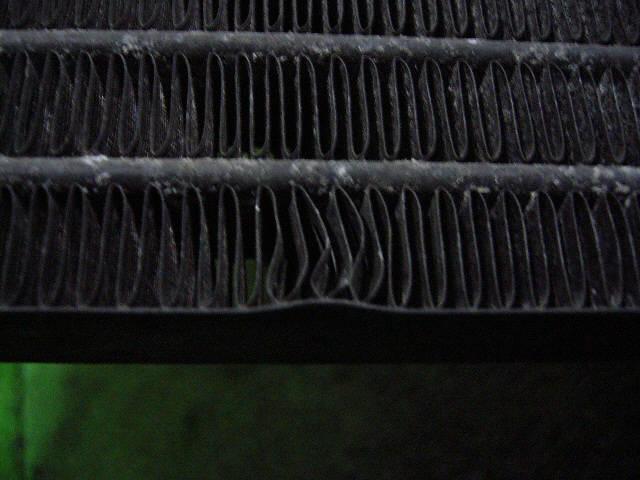 Радиатор кондиционера TOYOTA CORONA PREMIO ST215 3S-FE. Фото 6