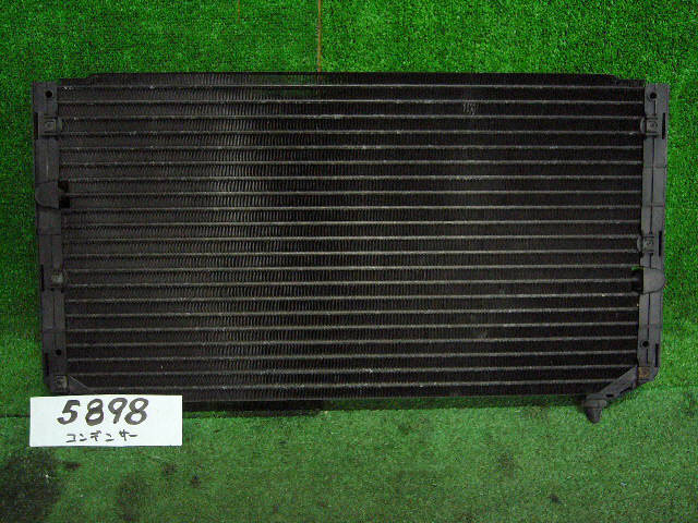 Радиатор кондиционера TOYOTA CALDINA AT191G 7A-FE. Фото 5