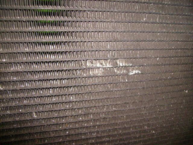 Радиатор кондиционера TOYOTA CHASER JZX100 1JZ-GTE. Фото 2