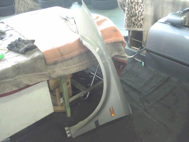 Крыло переднее HONDA TORNEO CF3. Фото 1