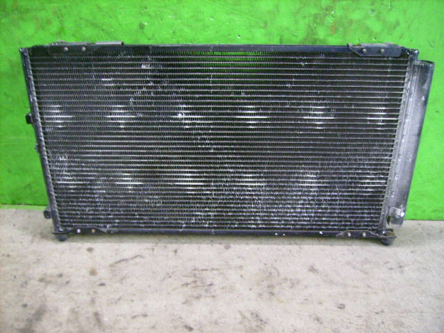 Радиатор кондиционера TOYOTA CHASER GX100 1G-FE. Фото 3