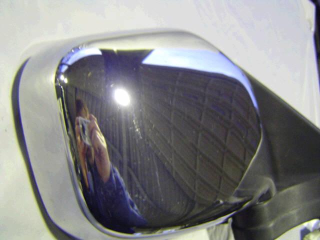 Зеркало двери боковой MITSUBISHI PAJERO IO H66W. Фото 6