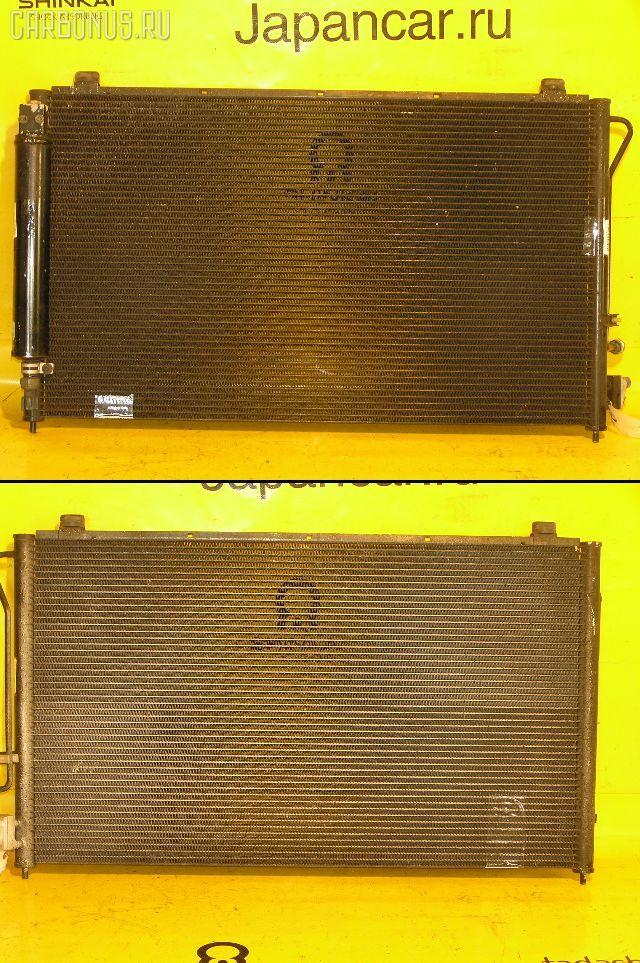 Радиатор кондиционера NISSAN SERENA PC24 SR20DE. Фото 8