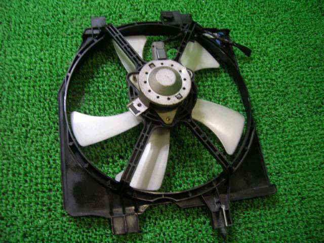 Вентилятор радиатора ДВС MAZDA PREMACY CP8W FP-DE. Фото 1