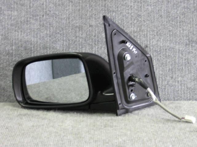 Зеркало двери боковой TOYOTA PASSO KGC10. Фото 10