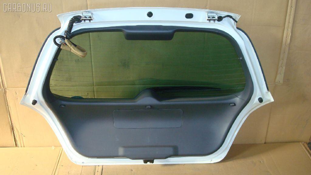 Дверь задняя HONDA CIVIC EU1. Фото 3