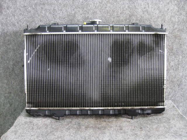 Радиатор ДВС NISSAN SUNNY FB15 QG15DE. Фото 7