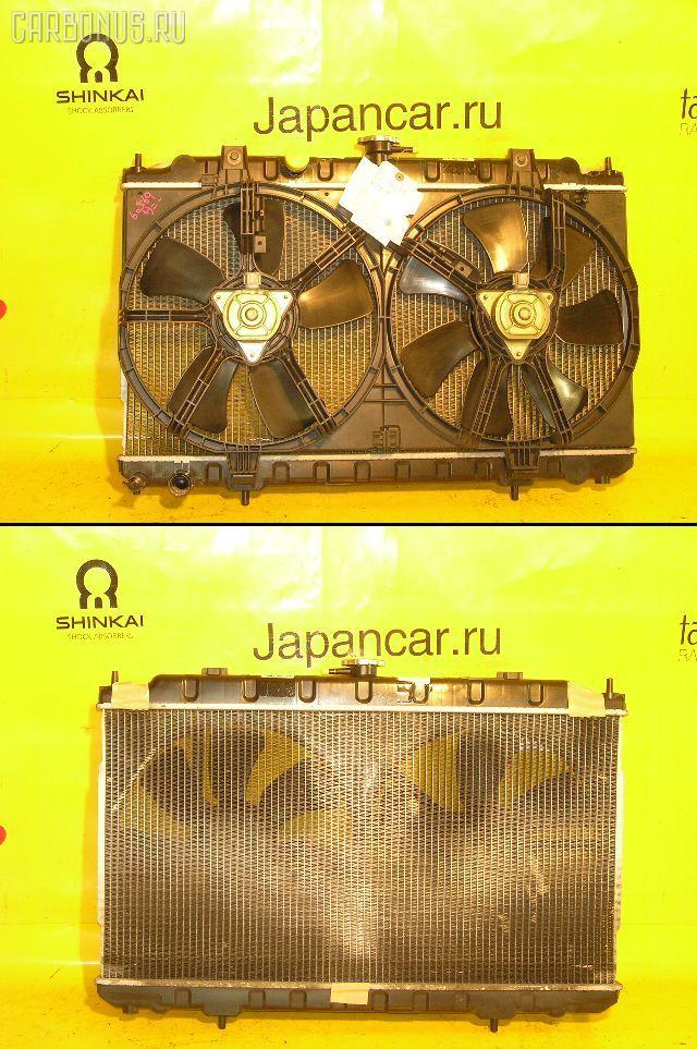 Радиатор ДВС NISSAN SUNNY FB15 QG15DE. Фото 9