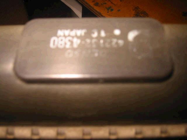 Радиатор ДВС SUZUKI AERIO WAGON RB21S M15A. Фото 5