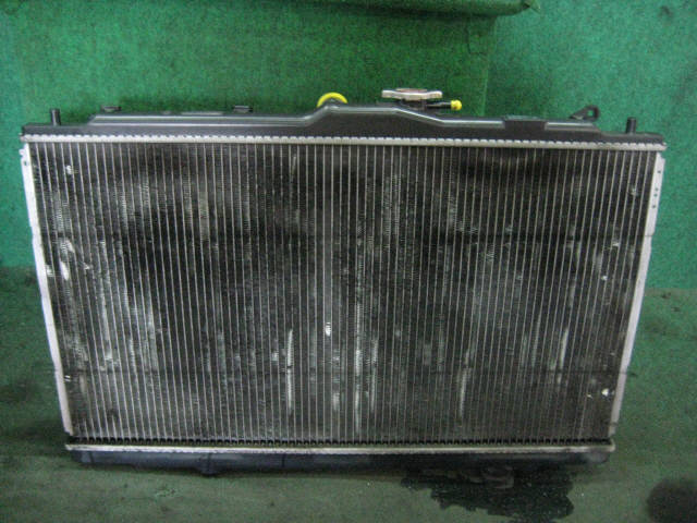 Радиатор ДВС HONDA SABER UA4 J25A. Фото 4