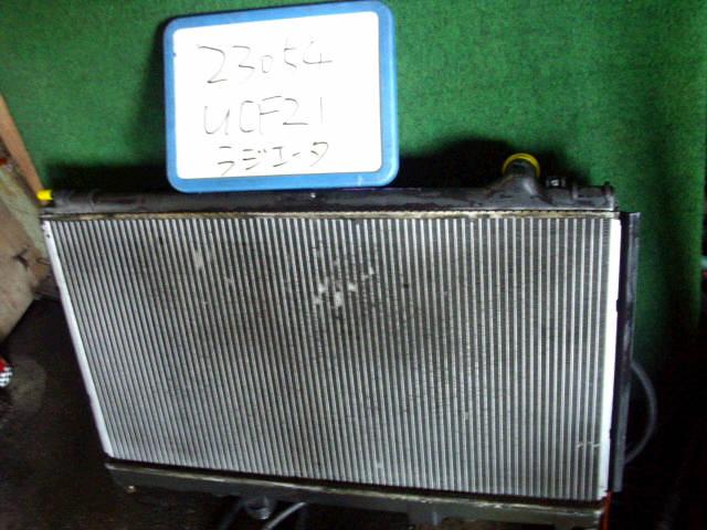 Радиатор ДВС TOYOTA CELSIOR UCF21 1UZ-FE. Фото 1