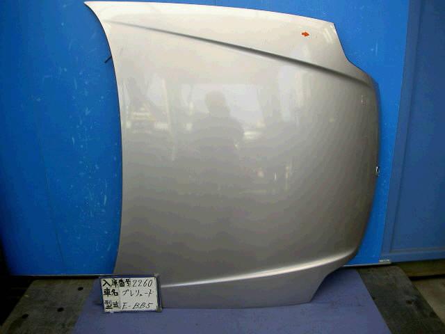 Капот HONDA PRELUDE BB5. Фото 11