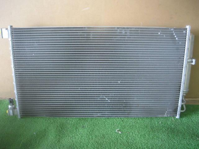 Радиатор кондиционера NISSAN TIIDA C11 HR15DE. Фото 5