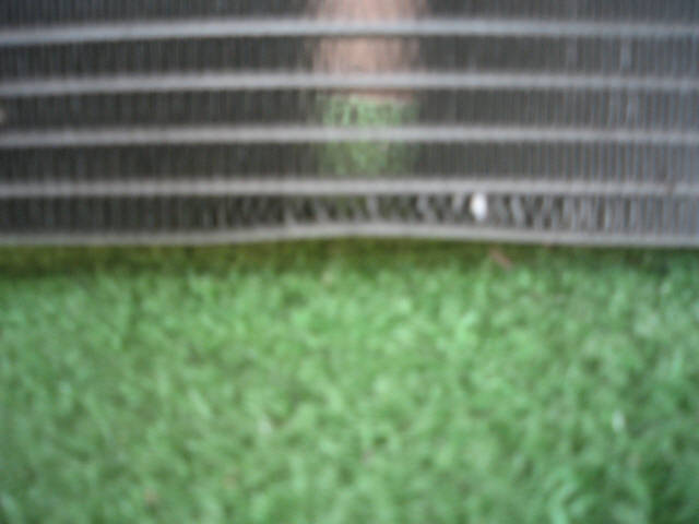 Радиатор кондиционера NISSAN TIIDA C11 HR15DE. Фото 3