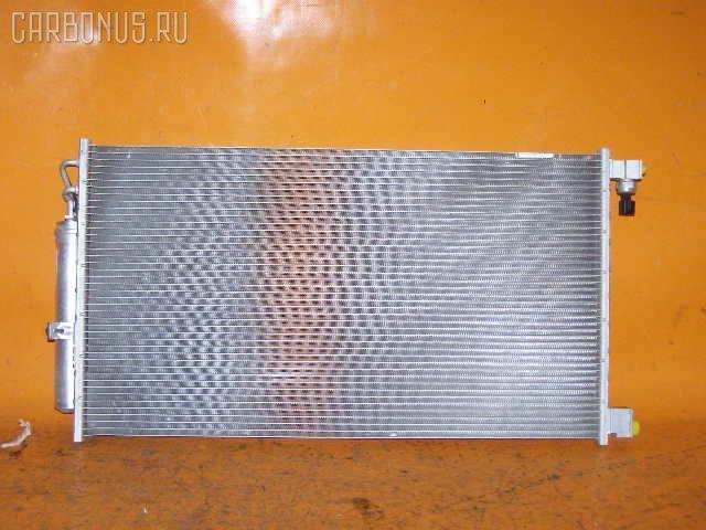 Радиатор кондиционера NISSAN TIIDA C11 HR15DE. Фото 2