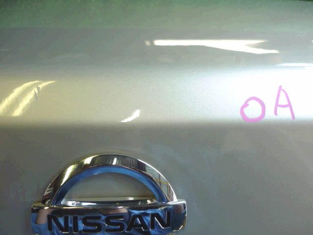 Крышка багажника NISSAN TIIDA LATIO SC11. Фото 2