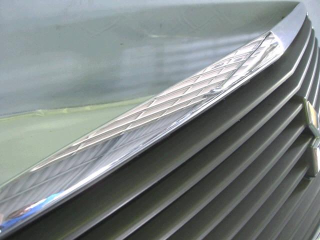 Решетка радиатора MITSUBISHI DION CR9W. Фото 5