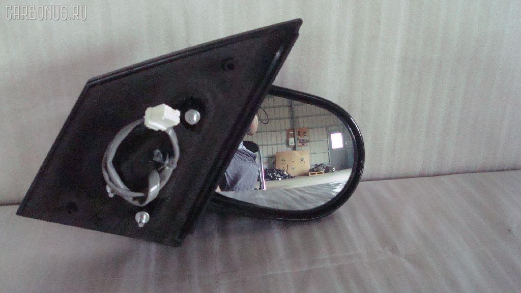 Зеркало двери боковой NISSAN NOTE E11. Фото 6