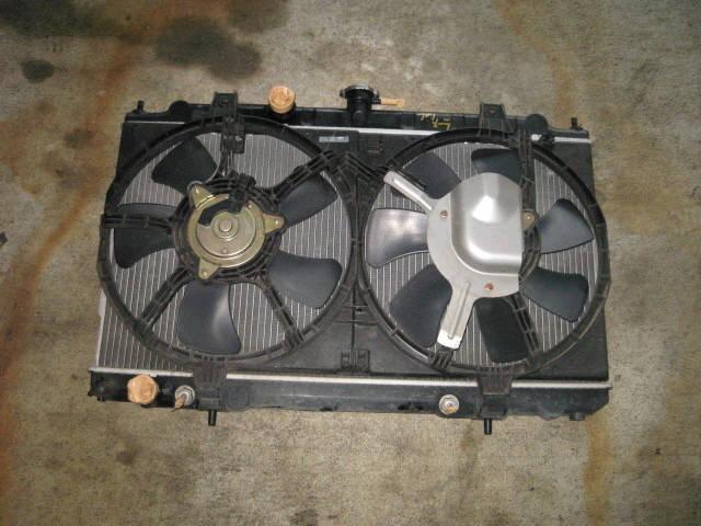 Радиатор ДВС NISSAN PRIMERA TNP12 QR20DE. Фото 9