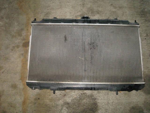 Радиатор ДВС NISSAN PRIMERA TNP12 QR20DE. Фото 8