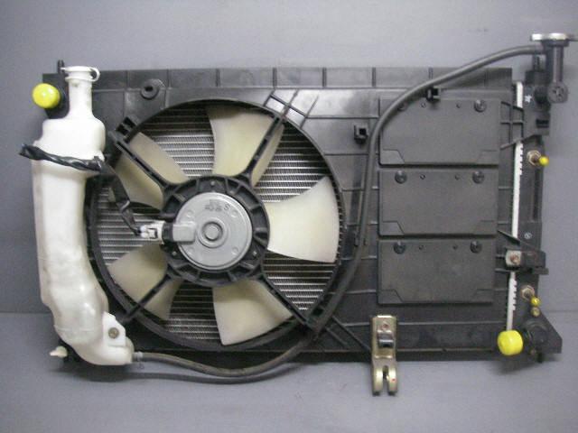 Радиатор ДВС MITSUBISHI COLT Z27A 4G15. Фото 4