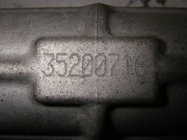 Рулевая рейка TOYOTA WISH ANE10G 1AZ-FSE. Фото 5