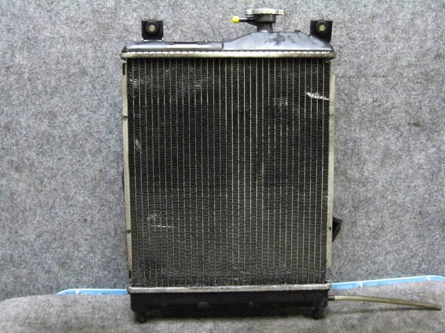Радиатор ДВС MITSUBISHI PAJERO MINI H56A 4A30-T Фото 2