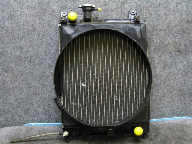 Радиатор ДВС MITSUBISHI PAJERO MINI H56A 4A30-T Фото 1