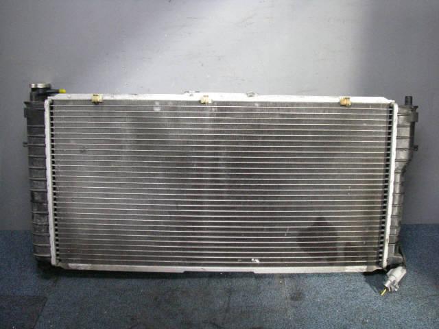 Радиатор ДВС MAZDA CAPELLA WAGON GW8W FP-DE. Фото 4