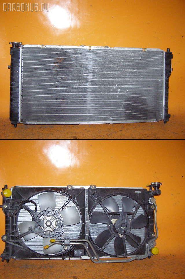 Радиатор ДВС MAZDA CAPELLA WAGON GW8W FP-DE. Фото 1