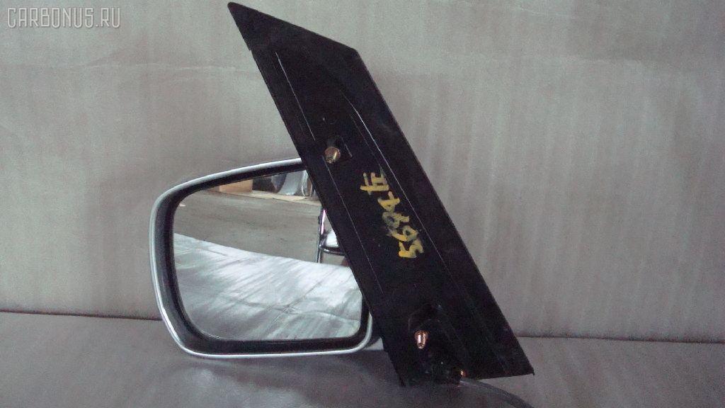 Зеркало двери боковой TOYOTA NOAH AZR60. Фото 5