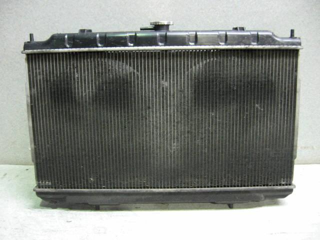 Радиатор ДВС NISSAN AD VAN VEY11 YD22DD. Фото 5