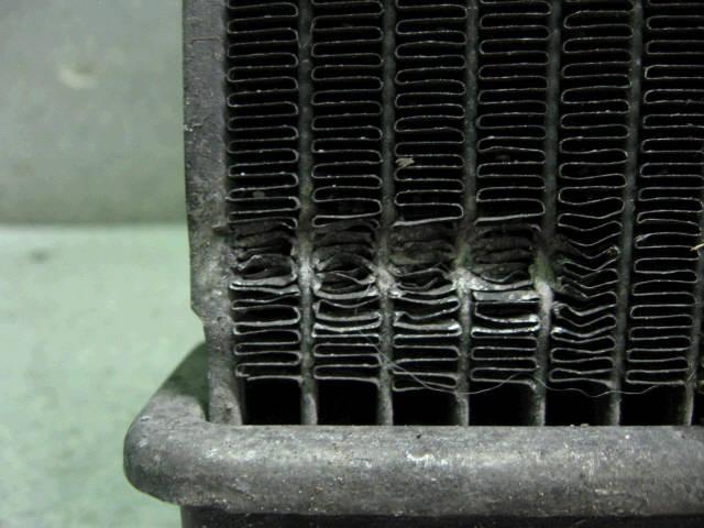 Радиатор ДВС NISSAN AD VAN VEY11 YD22DD. Фото 3