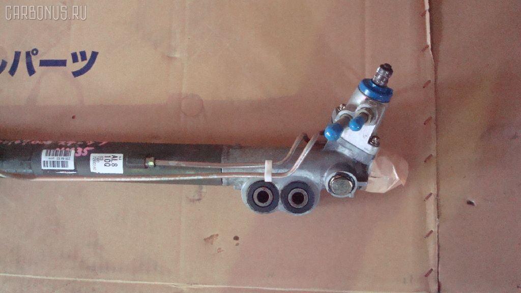 Рулевая рейка NISSAN STAGEA NM35 VQ25DET. Фото 4