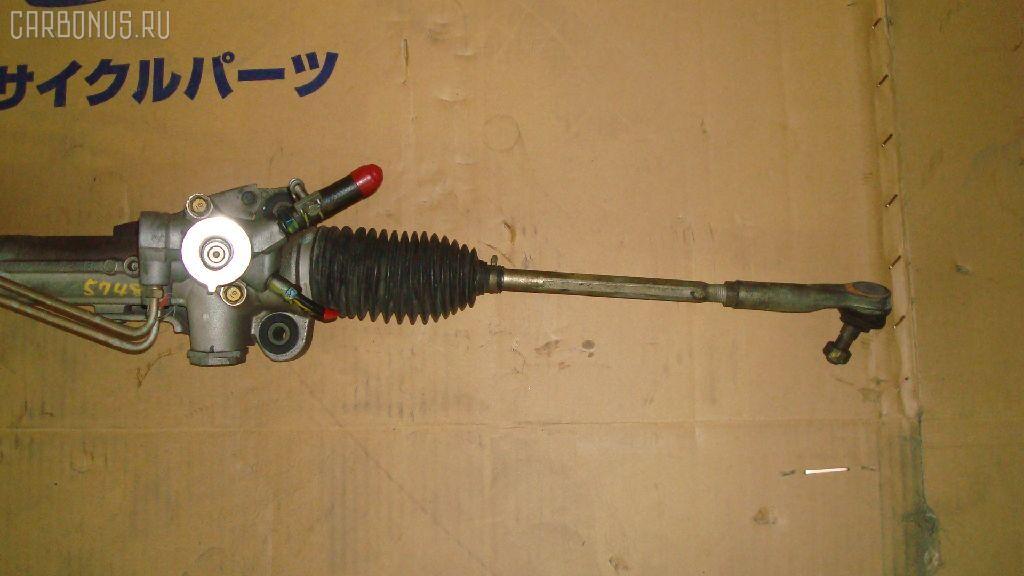 Рулевая рейка HONDA STEP WGN RF3 K20A. Фото 9