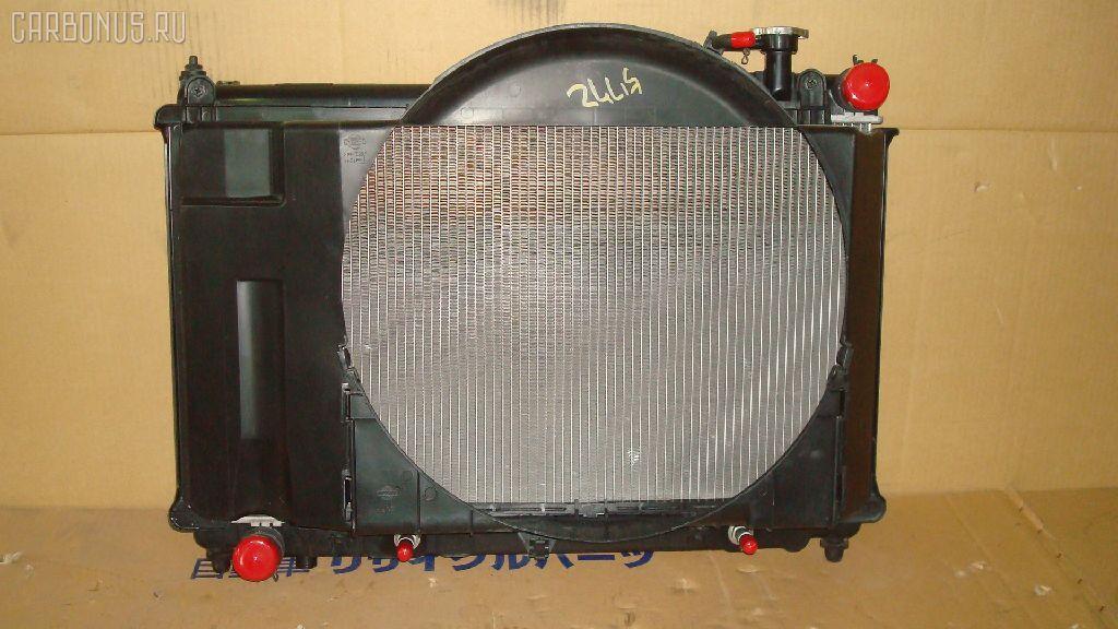 Радиатор ДВС NISSAN STAGEA M35 VQ25DD. Фото 2