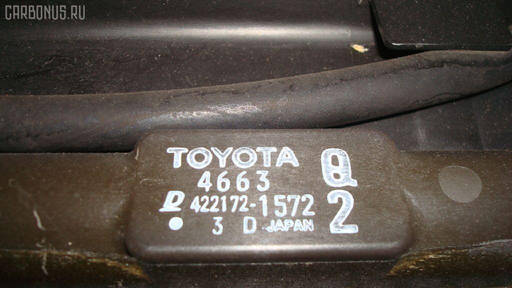 Радиатор ДВС TOYOTA CROWN JZS175 2JZ-FSE. Фото 3