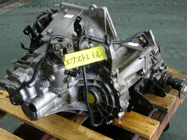 КПП механическая NISSAN X-TRAIL NT30 QR20DE. Фото 1