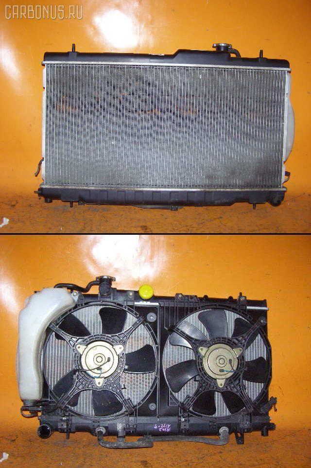 Радиатор ДВС SUBARU IMPREZA WAGON GG2 EJ15. Фото 2
