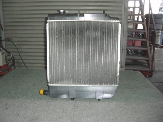 Радиатор ДВС MAZDA DEMIO DW3W B3-ME. Фото 6