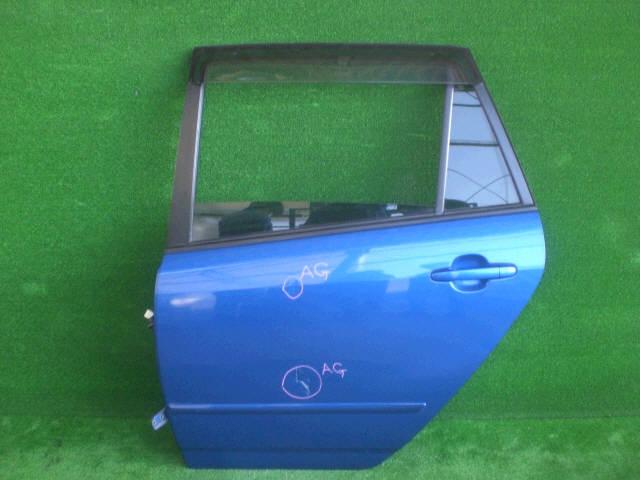 Дверь боковая TOYOTA COROLLA SPACIO NZE121. Фото 3