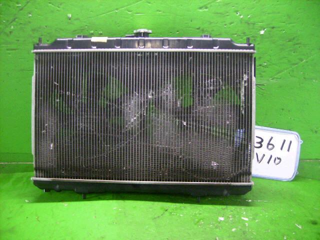 Радиатор ДВС NISSAN TINO V10 QG18DE. Фото 11