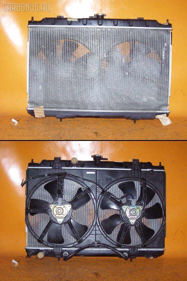 Радиатор ДВС NISSAN TINO V10 QG18DE. Фото 9