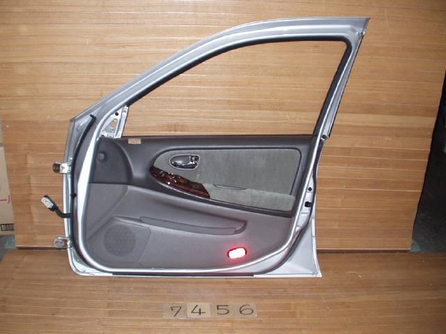 Дверь боковая NISSAN CEFIRO A33. Фото 8